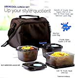 #2: Tupperware Ubercool Lunch Set