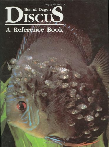 Discus a Reference Book by Bernd Degen (1991-11-15)