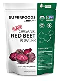 MRM Raw Organic Red Beet Powder Superfood, 8.5 Ounce