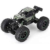 Markc Inteligente de control remoto de coches en las cuatro ruedas for vehículos todo terreno de alta velocidad Escalada 01:14 Toy Boy carro de carga del coche de los niños regalo pie grande en las cu