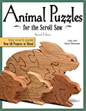 Animal Puzzles for the Scroll Saw: Now 50 Projects in Wood....
