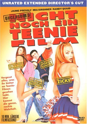 Nicht noch ein Teenie Film (Unrated) [Director's Cut] - Huntington Rose