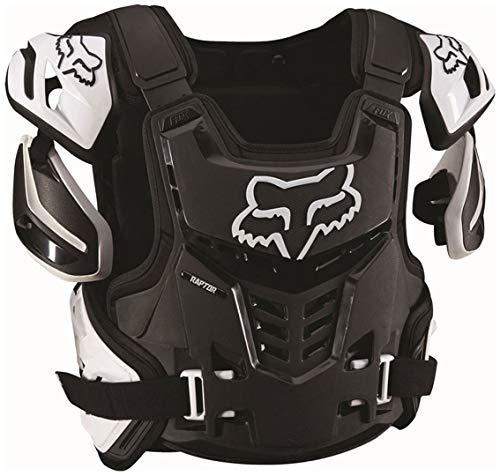 Fox Brustpanzer Raptor Vest Schwarz Gr. S/M