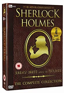 Sherlock Holmes: The Complete Collection [DVD] (B001CWLFH2) | Amazon price tracker / tracking, Amazon price history charts, Amazon price watches, Amazon price drop alerts