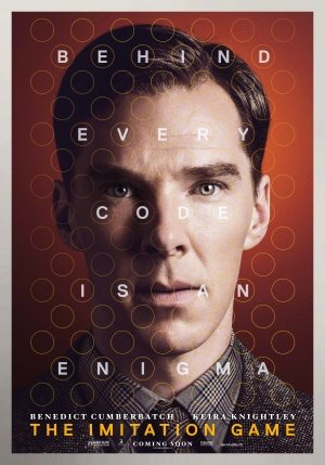 The Imitation Game - Benedict Cumberbatch - Swiss Imported Movie Wall Poster Print - 30CM X 43CM (The Imitation Game Sheet Music)