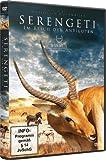Serengeti - Im Reich der Antilopen (DVD)