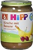 Produkt-Bild: HiPP Kirsche mit Banane, 6er Pack (6 x 190 g)