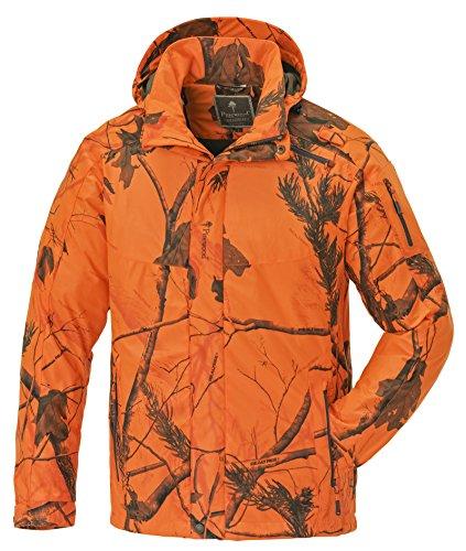 Pinewood Herren Retriever Camouflage Jacke, Realtree AP Blaze HD, XL