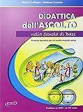 Scarica Libro Didattica dell ascolto nella scuola base (PDF,EPUB,MOBI) Online Italiano Gratis