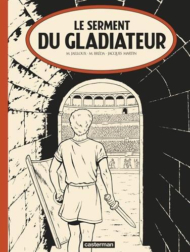 Descargar Libro Alix, Tome 36 : Le serment du gladiateur : Deluxe de Jacques Martin