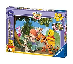 Ravensburger 8987- Puzzle Infantil  (2x20 Piezas)