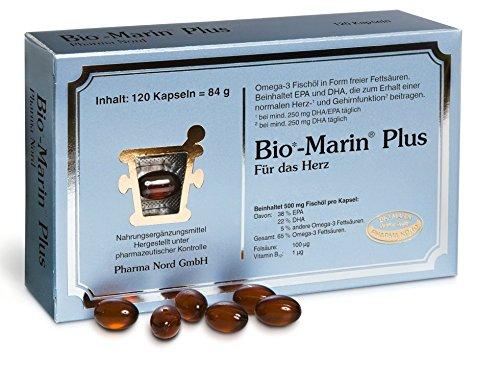 Bio-marin Plus Pharma Nor 120 stk Plus Marine