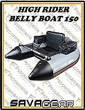 Savage Gear High Rider Belly Boat 150–Belly barca da pesca...