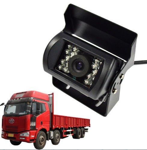 CoCar DC 12V 24V LKW Einparkhilfe Wohnmobil Rückfahrkamera überwachungssysteme Videos für Auto PKW Pickup Bus Fahrzeug Wohnwagen 10m Kabel - Schwere Aufgabe, Wasserdicht, IR Nachtsicht