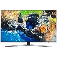 "Samsung UE55MU6400 55"" 4K Ultra HD Smart TV Wi-Fi Silver LED TV - LED TVs (139.7 cm (55""), 3840 x 2160 pixels, LED, Smart TV, Wi-Fi, Silver)"