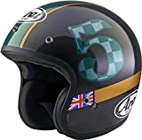 Casco Arai Freeway Classic Union Nero/Verde