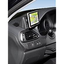 Kuda–Consola de navegación (LHD) para Hyundai i30a partir de BJ. 2016piel sintética NEGRO