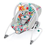 Bright Starts 11001 Toucan Tango 3-in-1 Baby to Big Kid Rocker Wippe, grau