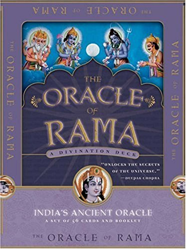 Oracle of Rama With India's Ancient Oracle: A Divination Deck