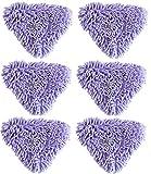 3x Korallenbezüge Korallentücher Premium für Aqua Laser H2O Dampfbesen Dampfreiniger Microfaser-Bodentuch Chenille
