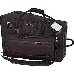 Protec PB321 Mellophone/F-Marching Alto Pro Pac Case - Black