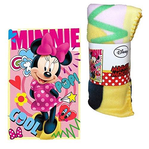 Composite 22/x 21/cm mod/èle Minnie Mouse KIDS EUROSWAN Grande Poubelle en Plastique Multicolore 25/x 7/x 20/cm