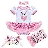 Obeeii Baby Mädchen 1. Ostern Ostereier Osterhase Outfit - Best Reviews Guide