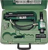 Klauke Hydraulikstanze 50159062 m. Handpumpe Betätigungswerkzeug für Blechlocher 0783310159063