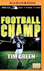 Football Champ (Football Genius) by Tim Green (2015-02-17)