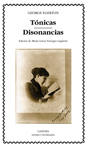 Tónicas; Disonancias (Letras Universales)