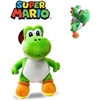 Nintendo - Peluche Yoshi 30 Cm Calidad Super soft de Super Mario Bros