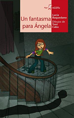 Un fantasma para Ángela (Calcetín)