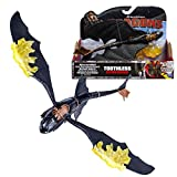 Dragons - Action Spiel Set - Flammenflügel Drachen Ohnezahn Toothless
