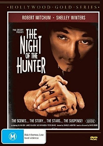 Bild von Die Nacht des Jägers / The Night of the Hunter ( ) [ Australische Import ]