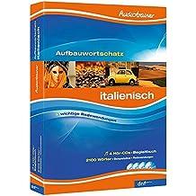 Audiotrainer Aufbauwortschatz, Italienisch Niveau B1+B2