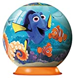Ravensburger Italy 12193 - Disney Alla Ricerca di Dory Puzzle 3D Ball, 72 Pezzi