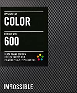 Impossible 600 colore BlackFrame
