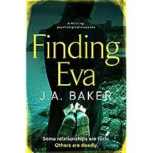 Finding Eva: a thrilling psychological suspense