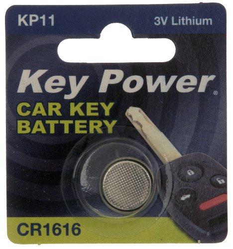 Key Power cR1616 kP-pile pour clefs de voiture, pile lithium 3 v