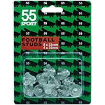 55deporte Copa Mundial de Fútbol tachones, transparente
