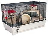 Mäuse- und Hamsterkäfig BORNEO M DELUXE