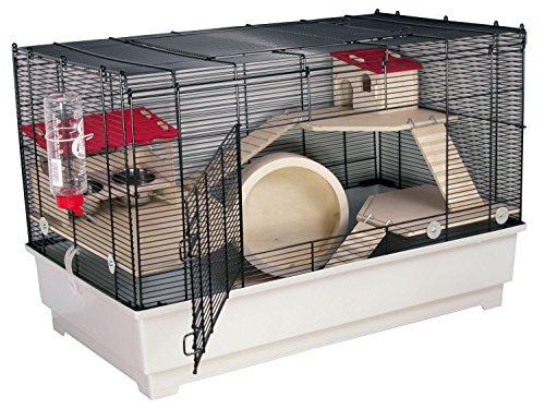 PETGARD Mäuse- und Hamsterkäfig BORNEO M DELUXE