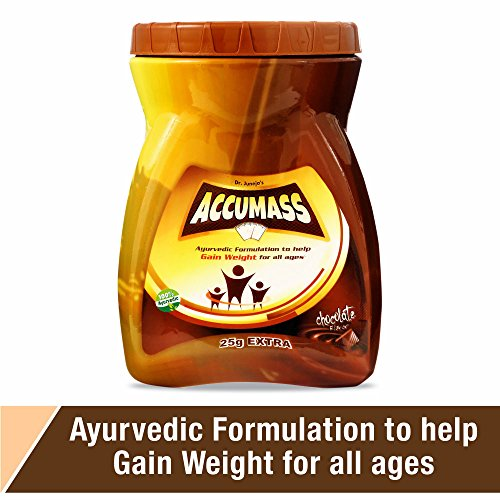 Accumass-Ayurvedic-Weight-Gain-Granules-500gm-25gm-Free