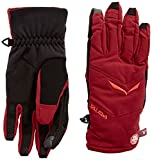 SALEWA Sesvenna Ws/Prl W Gloves - Guanti da Donna, colore Rosso, taglia XS