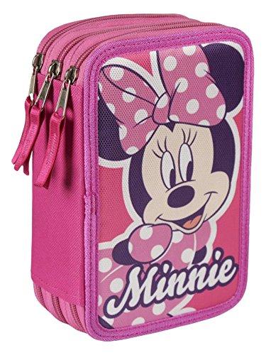 Minnie – Plumier Triple Completo (Cerdá 2700-0171)