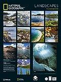 Landschaften 2019 - National Geographic Landscapes, Posterkalender, Wandkalender - 48 x 64 cm -