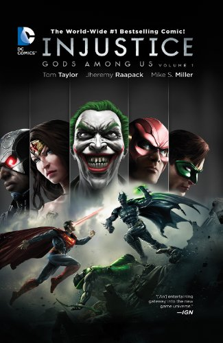 Injustice: Gods Among Us, Vol. 1 (Injustice: God Among Us)