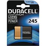 Duracell 245 Ultra Lithium-Hochleistungsbatterie (2CR5) 1 Stück