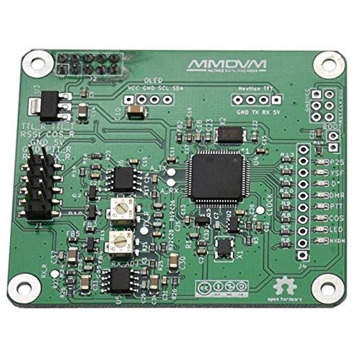 TOOGOO MMDVM Open-Source Multi-Modus Digitale Stimme Modem Board für Raspberry Pi - Simplex-repeater Controller