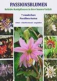 TROPICA - Samenset-Passionsblumen ( Passiflora Mix ) - mit 7 Tüten und 150 Samen